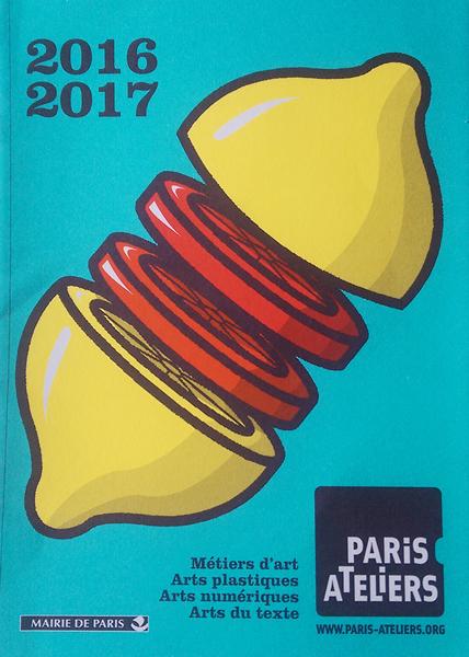 Rentrée à Paris Ateliers