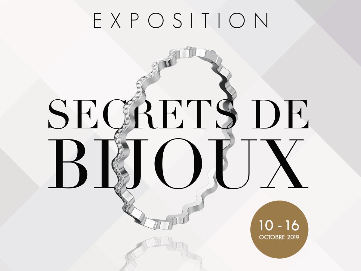 EXPOSITION SECRETS DE BIJOUX A BORDEAUX