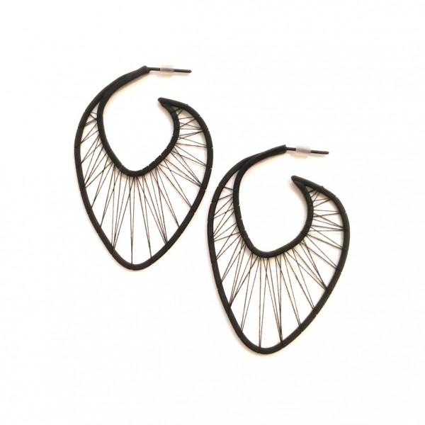 Boucles d'oreilles Odéon