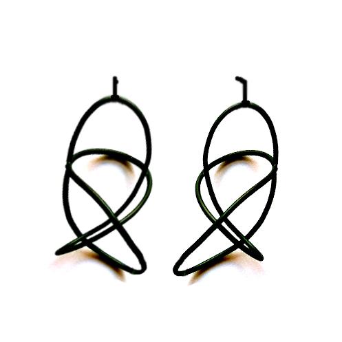 Boucles d'oreilles Opéra