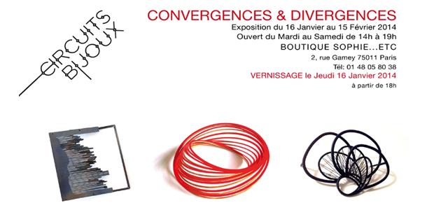 Exposition Convergences & Divergences