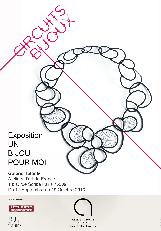 Exposition «Un bijou pour moi»
