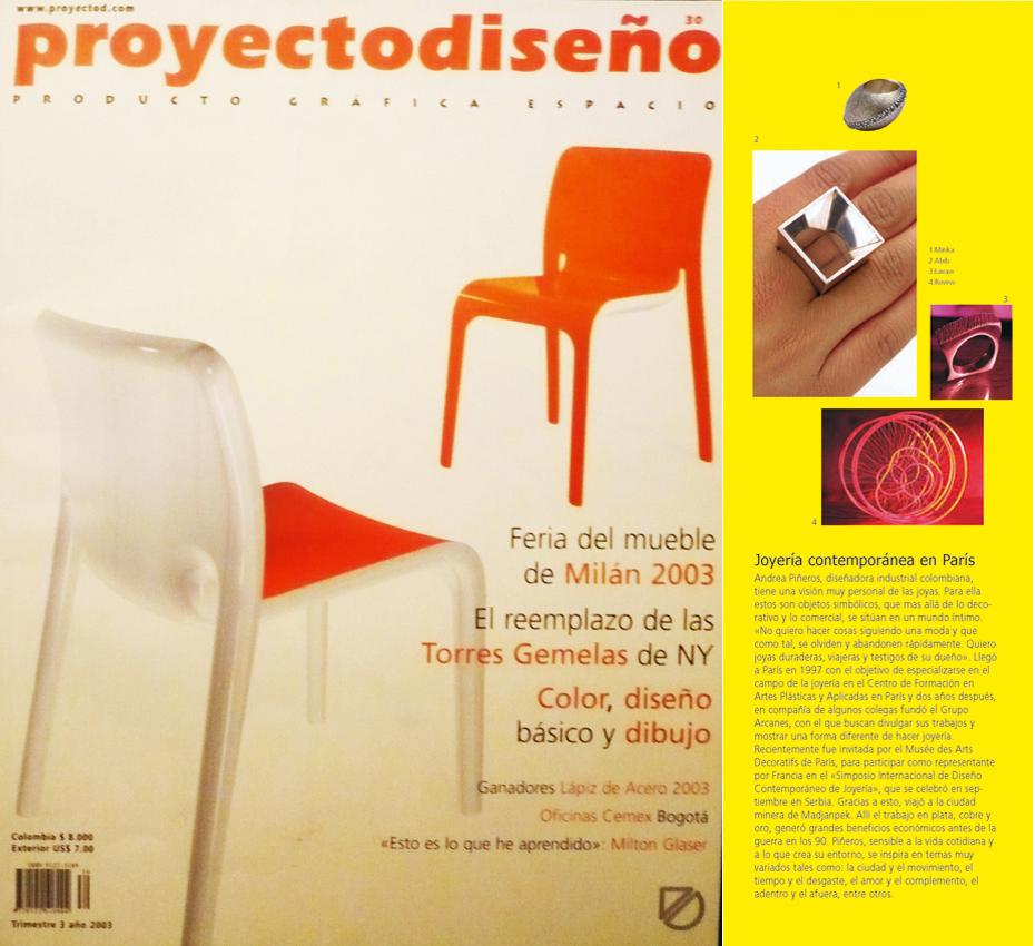 Revue Proyecto Diseño